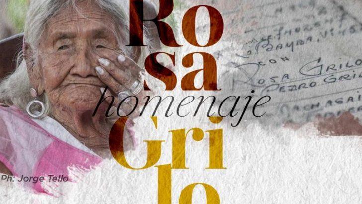 Masacre de Napalpí: homenaje a Rosa Grilo, última sobreviviente