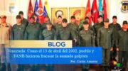 No cae ni de maduro: otra vez fracasó el intento de golpe yanqui opositor en Venezuela