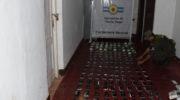 Secuestraron 187 celulares de alta gama por un valor de casi 4 millones de pesos
