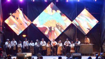 Una multitud acompañó el Chelaalapi Fest