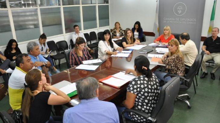 Vecinos de Resistencia y Barranqueras reclaman soluciones habitacionales a Diputados