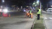 Alcoholemia: controles de tránsito coordinados entre Resistencia y Barranqueras