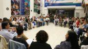 Capitanich se reunió con profesionales y técnicos para analizar la temática de desarrollo social