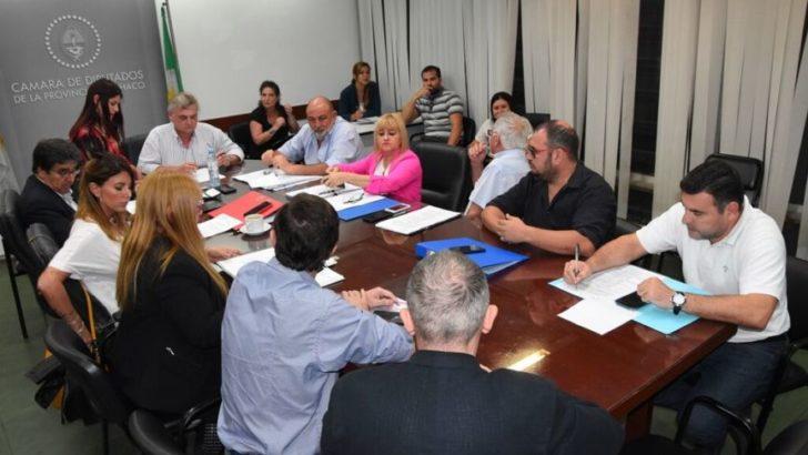 Colectoras: el oficialismo despachó el proyecto en Comisión y Peppo espera su aprobación