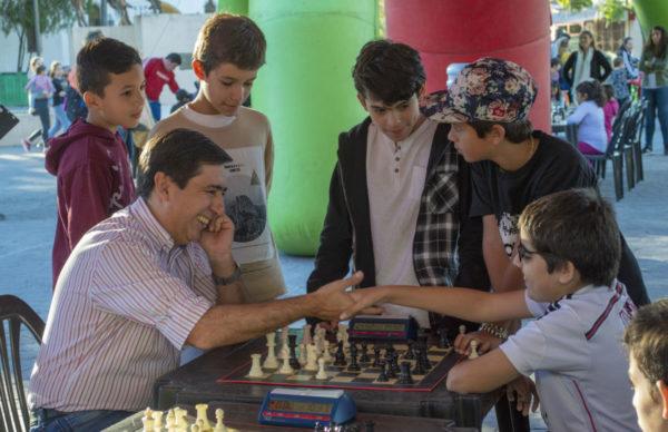 Copa Futuro: arrancó el ajedrez 1