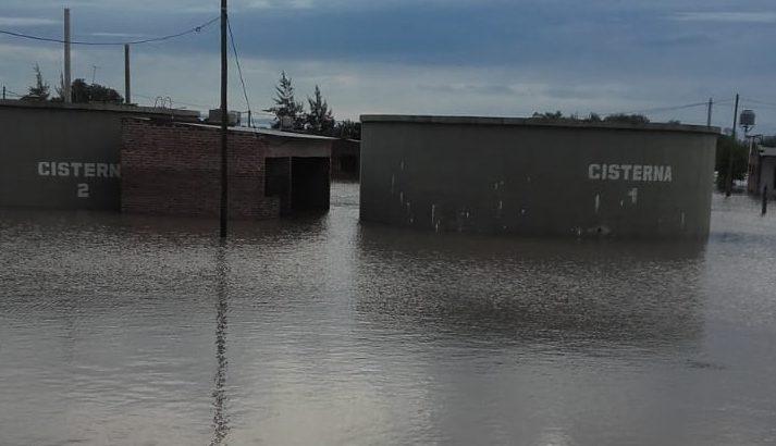 Crecida del río Paraguay: Sameep asiste a las localidades afectadas