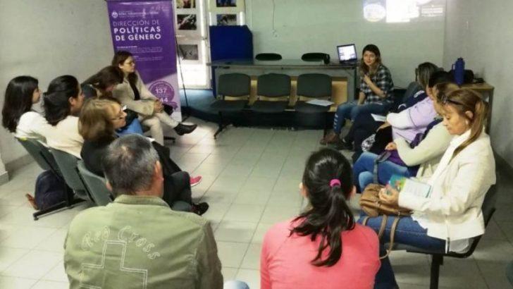 Desarrollo Social fortalece a los equipos del dispositivo Línea 137 para mejorar la atención comunitaria