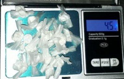 Drogas peligrosas: secuestros y detenidos, en 17 procedimientos 1