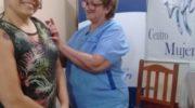 El Centro Mujer gestionó campaña de vacunación antigripal