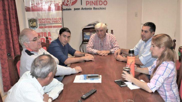 Emergencia hídrica: autoridades de Producción recorrieron las zonas más afectadas