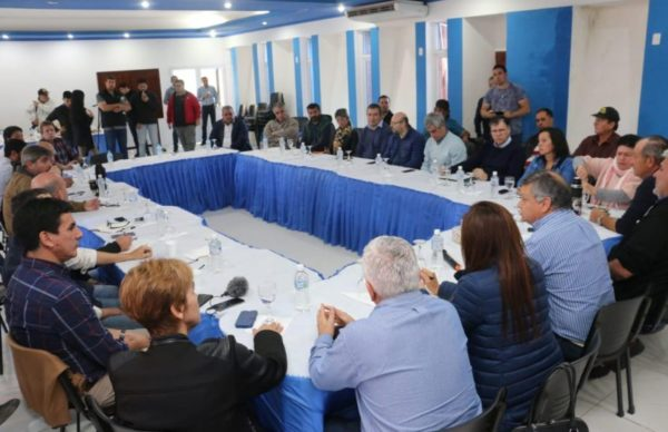 Emergencia hídrica: avanza la confección del programa para la reconstrucción del Chaco 1