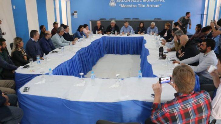 Emergencia hídrica: avanza la confección del programa para la reconstrucción del Chaco