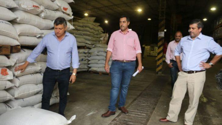 Emergencia hídrica: el Gobierno donará más de 10 millones de pesos en forrajes y alimento balanceado
