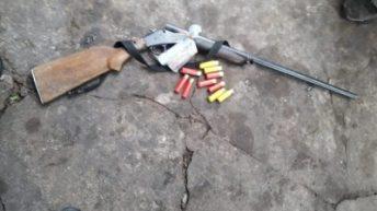 Fontana: secuestran un arma de fuego y cartuchos en un allanamiento