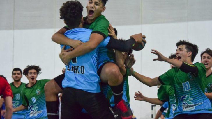 Handball: histórico ascenso de la selección chaqueña de cadetes