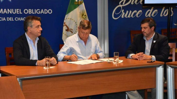 Provincia y Nación acordaron asistencia a productores por más de 230 millones de pesos
