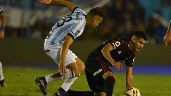 River fue goleado en Tucumán y Tigre venció al campeón