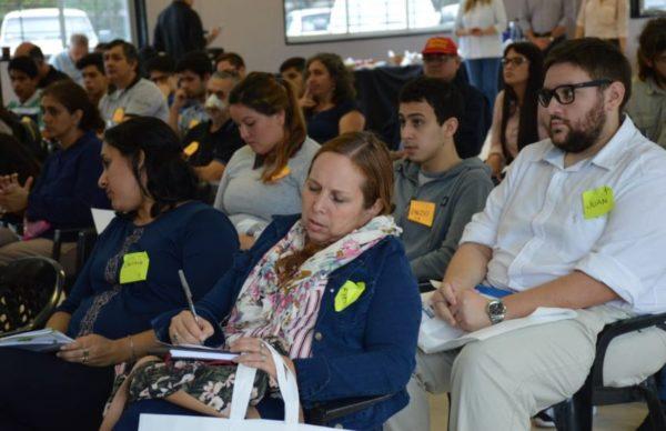 """Se realizó con éxito el encuentro """"Jóvenes Comprometidos por el Clima"""" 1"""