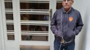 Tras encadenarse en las puertas, el vice de Sarmiento fue recibido por las autoridades de AFA