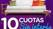 """Unos 250 comercios de Chaco ofrecen la promo """"Muebles Chaqueños"""" de Tarjeta Tuya"""