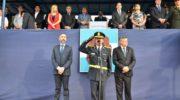 Aniversario de la Policía: Gustavo Martínez destacó el gran proceso de modernización y crecimiento