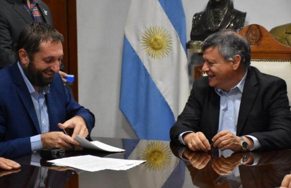 Anunciaron más de 130 cuadras de pavimento en Las Breñas, Charata, Quitilipi y Machagai 1