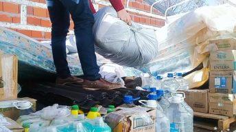 La Tigra: Unidad Ciudadana Chaco asistió solidariamente a familias inundadas