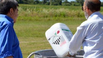 Reducen aranceles para los aplicadores de agroquímicos