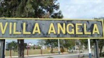 Villa Ángela: murió en colisión de una camioneta y un tractor