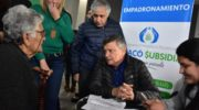 Chaco Subsidia: arrancó el empadronamiento en Sáenz Peña