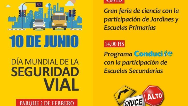 Día Mundial de la Seguridad Vial: el Municipio realizará una Jornada de Concienciación