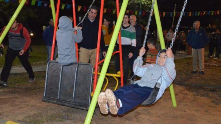 El municipio recuperó otro espacio público: esta vez para el Barrio San Cayetano