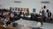 Encuentro Cívico no se achica: Carlos Salom lanzó su candidatura a intendente de Resistencia