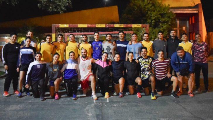 Handball: Chaco inicia el desafío del Argentino de Selecciones Mayores
