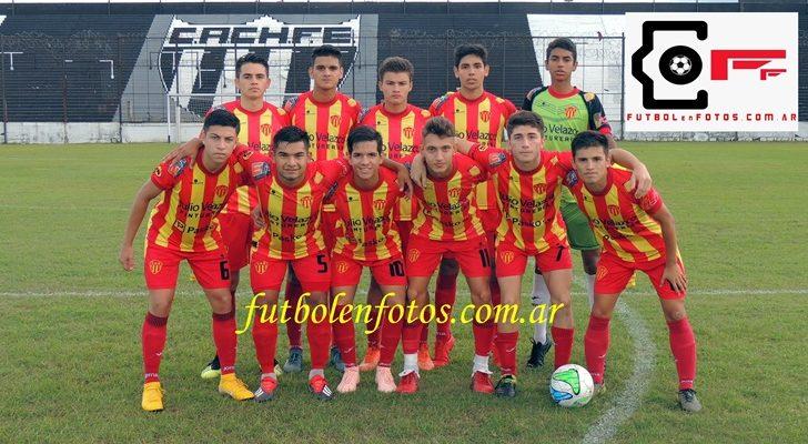 Inferiores de AFA: Sarmiento clasificó en tres categorías