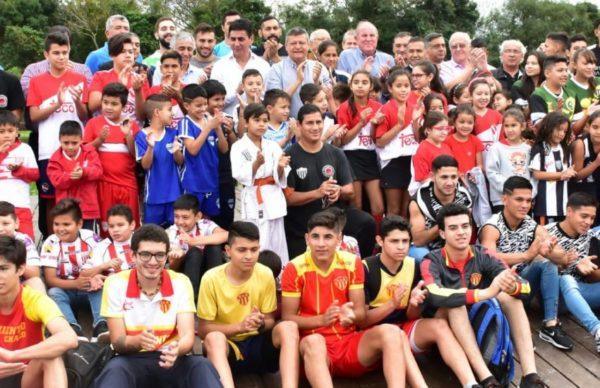 Peppo lanzó el programa Chaco Subsidia y anunció wifi gratis para clubes deportivos 1
