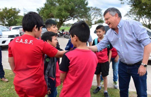 Peppo lanzó el programa Chaco Subsidia y anunció wifi gratis para clubes deportivos 2