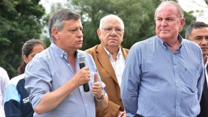 Peppo lanzó el programa Chaco Subsidia y anunció wifi gratis para clubes deportivos