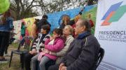 Presidencia del Concejo: el programa Jóvenes Muralistas concretó su primer encuentro en Villa Libertad