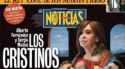 Repudian la tapa de la Revista Noticias por su violencia contra Cristina Fernández