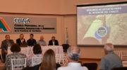 Sameep hizo una presentación sobre el segundo acueducto en el Consejo de Ingenieros de Corrientes