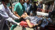 Afganistán: doce muertos y 50 niños heridos por un ataque talibán en Kabul