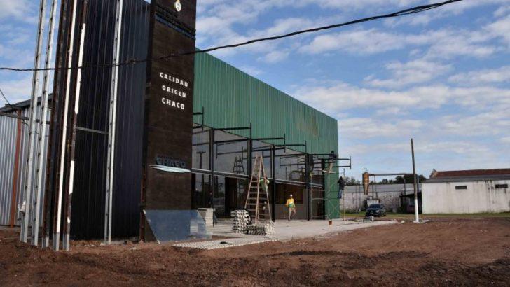 Avanza la construcción del Centro de Innovación Tecnológica de la Madera