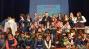 Peppo entregó equipamientos del Aula Digital para jardines de infantes