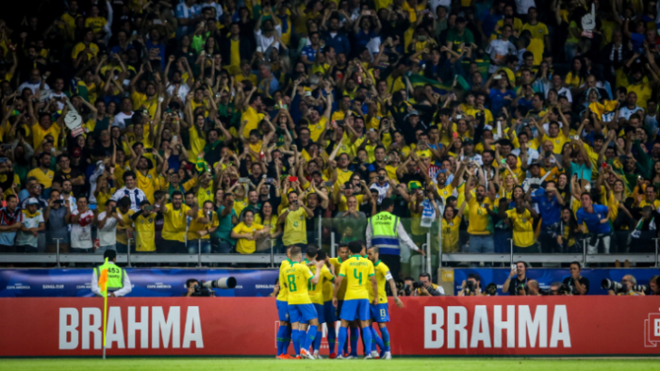 Brasil venció 2-0 a Argentina y jugará la final en el Maracaná