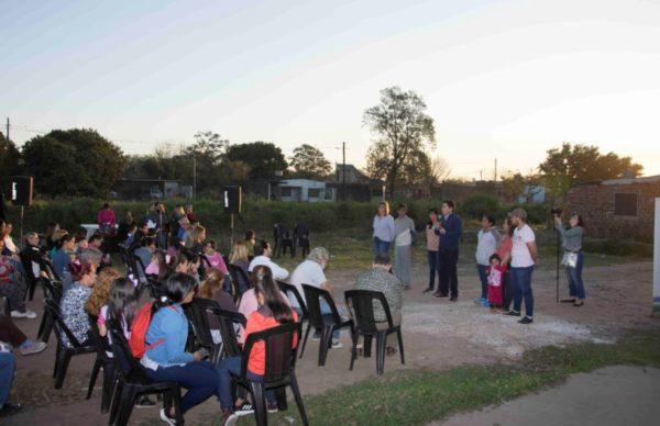 Desarrollo Urbano: 42 familias de El Fachinal recibieron su RUBH 1