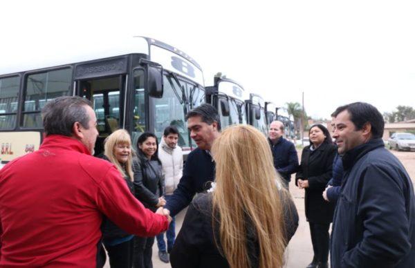 El Municipio extendió el plazo de la concesión del servicio de transporte público 1