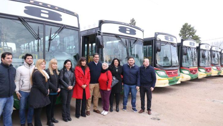 El Municipio extendió el plazo de la concesión del servicio de transporte público