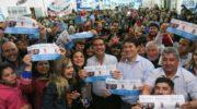 En Machagai y Tres Isletas, Capitanich advirtió que «los trabajadores respaldarán la fórmula de Alberto y Cristina»
