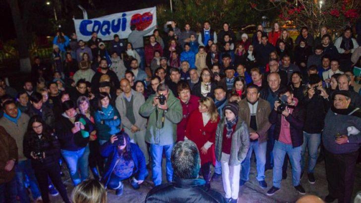 En Pampa Almirón y La Eduvigis, Capitanich destacó el legado de Perón